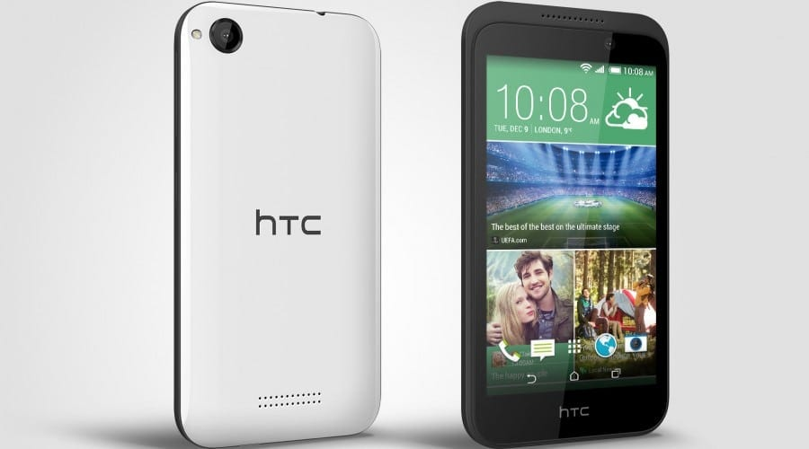 HTC anunţă lansarea HTC Desire 320