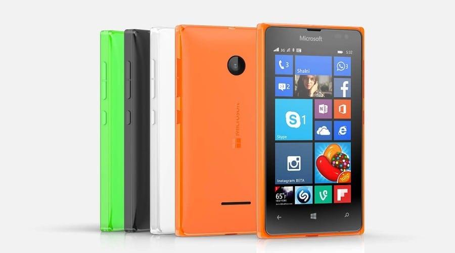 Microsoft introduce două modele accesibile: Lumia 435 şi Lumia 532
