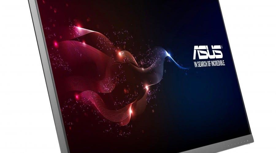 ASUS anunță monitorul Designo MX27AQ