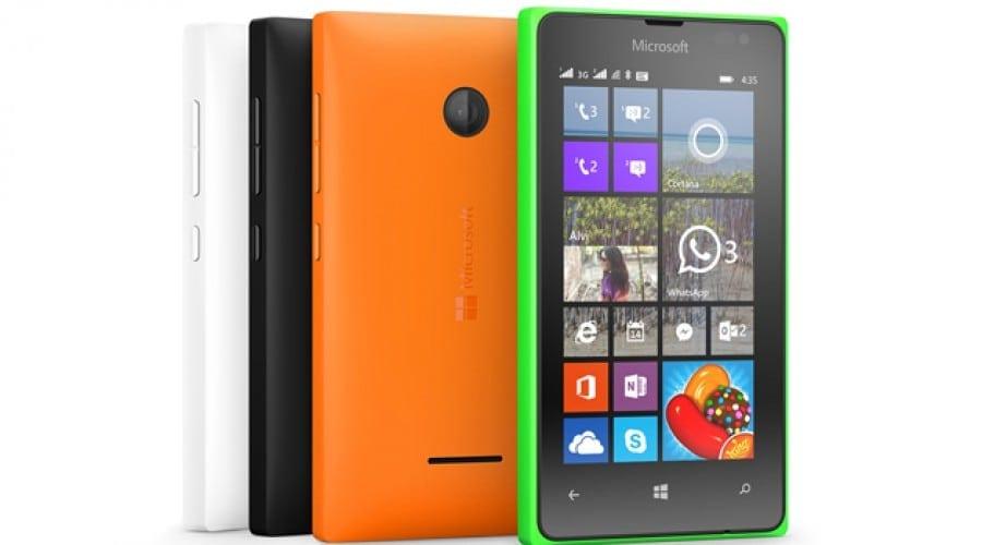 Lumia 435 este disponibil pe piață