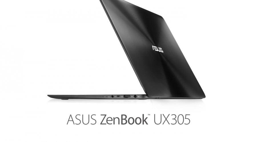 ASUS introduce ZenBook UX305