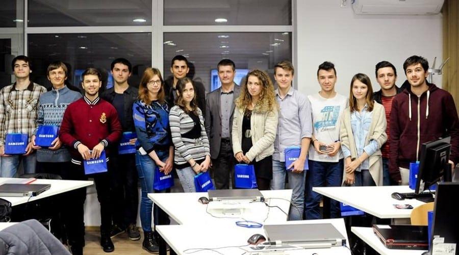 Samsung lansează cursuri de dezvoltare de aplicații Android pentru studenți