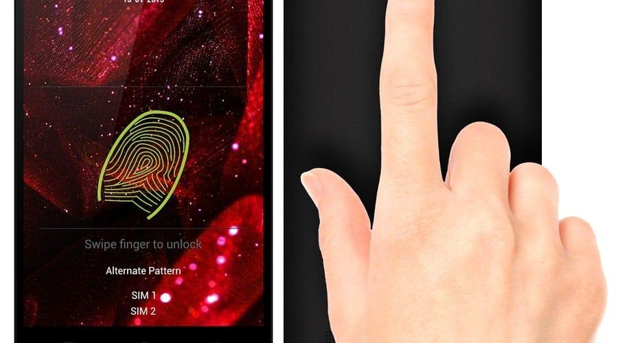 Allview E3 Sign, un smartphone cu senzor de amprentă Synaptics