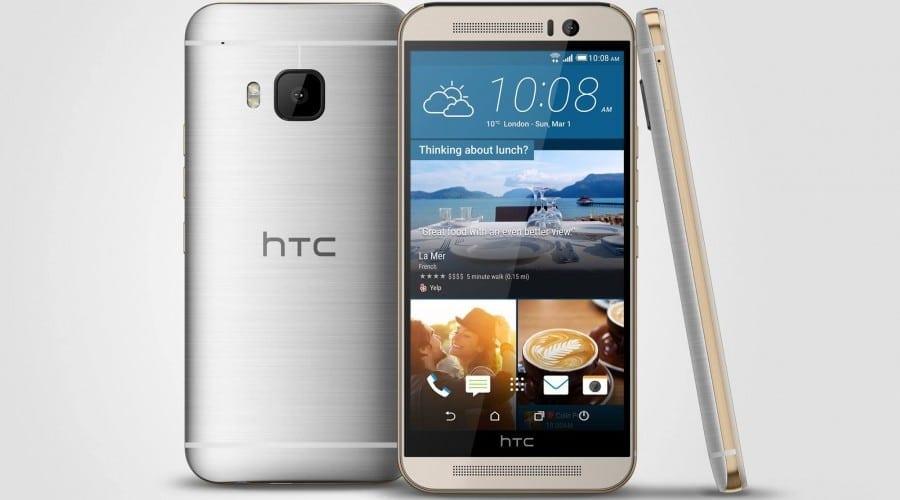 Clipuri oficiale cu HTC One M9: Boomsound, Ultrapixel și Sense