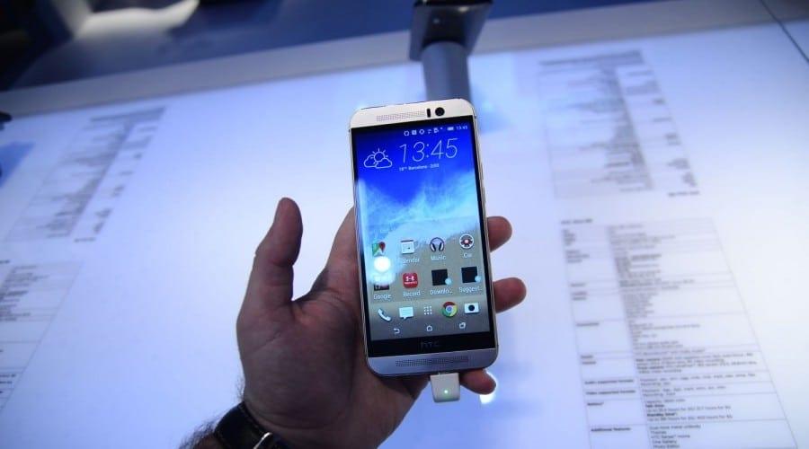 #MWC2015: HTC One M9 – Primele impresii