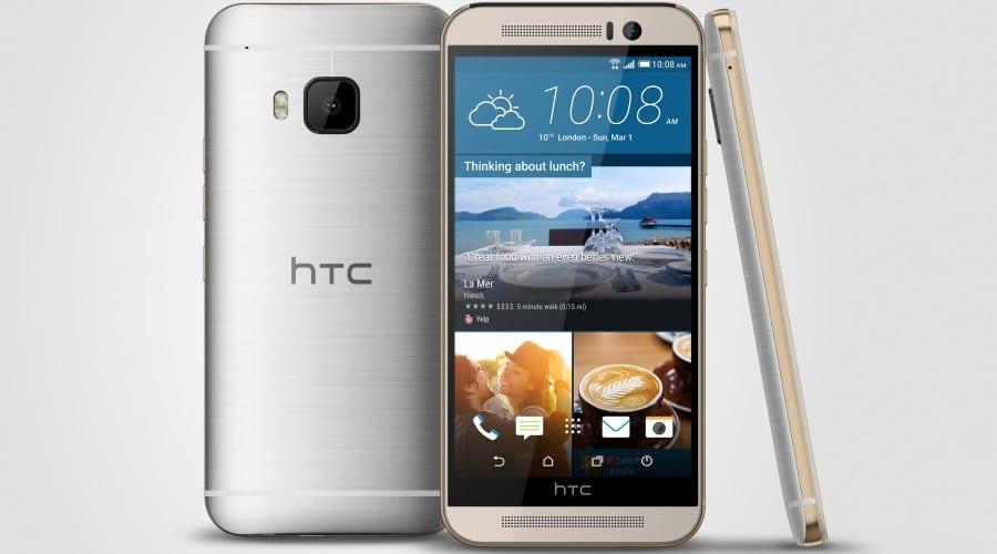 HTC lansează noul HTC One M9 în România, vezi disponibilitate şi preţ