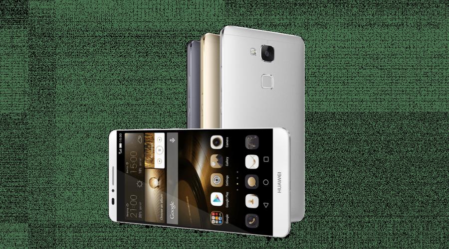 Huawei Mate7 și G7 prezente în oferta Flanco