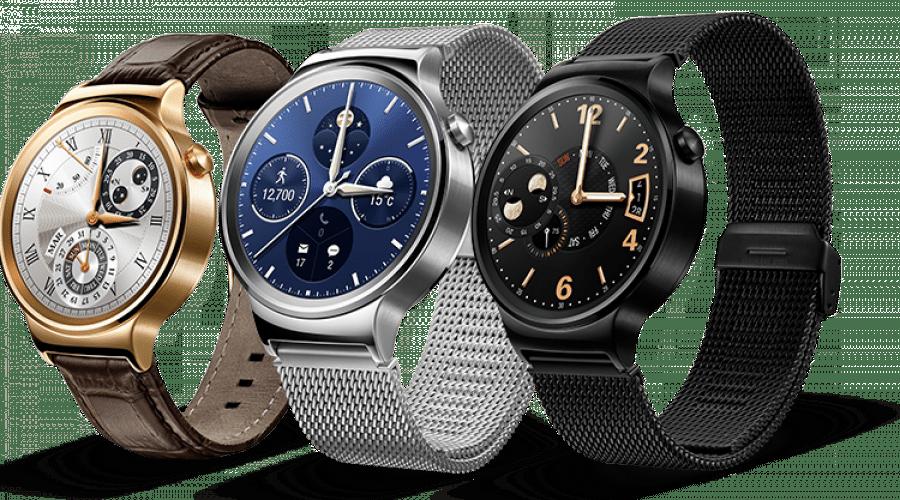 #MWC2015: Huawei lansează ceasul inteligent Huawei Watch și phableta MediaPad X2