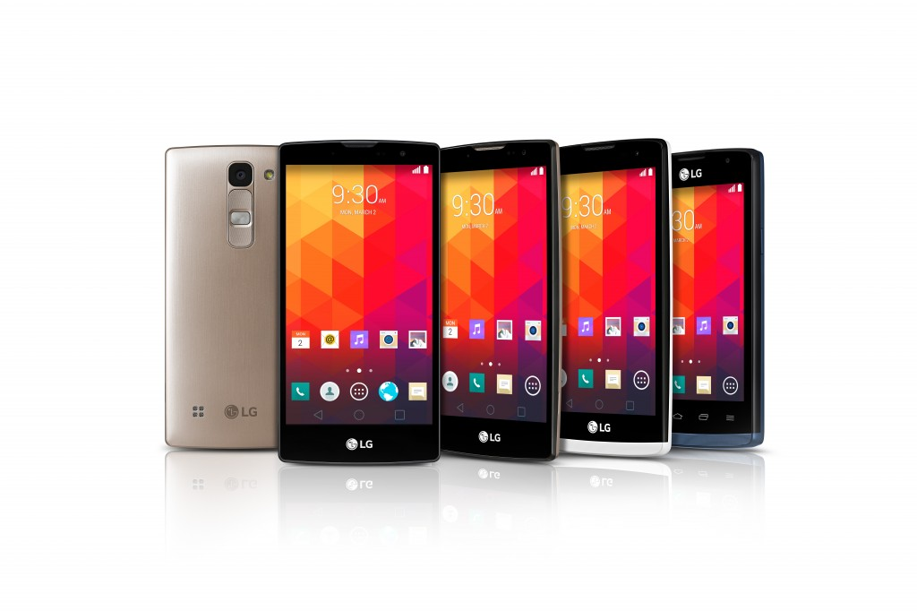LG Magna Spirti Leon Joy