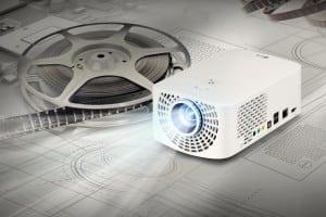 LG Minibeam Pro PF1500