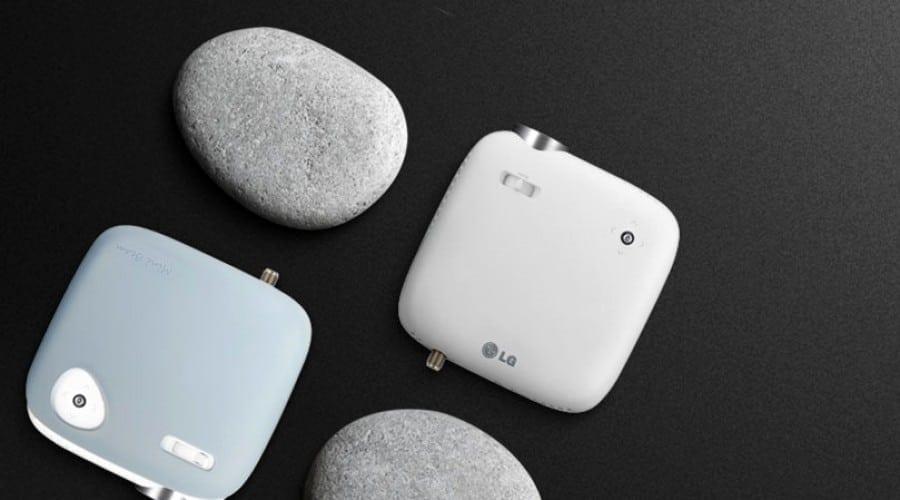 LG introduce două noi proiectoare din seria Minibeam