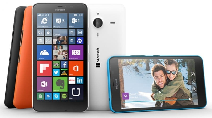 #MWC2015: Microsoft prezintă Lumia 640 şi Lumia 640 XL
