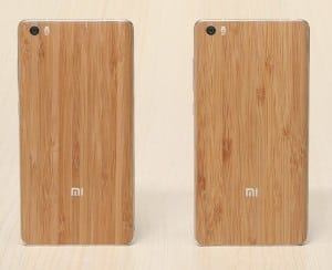 Mi Note Natural Bamboo Edition