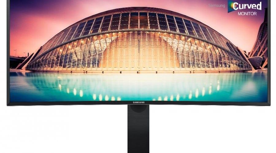 Samsung introduce o  nouă serie de monitoare curbate