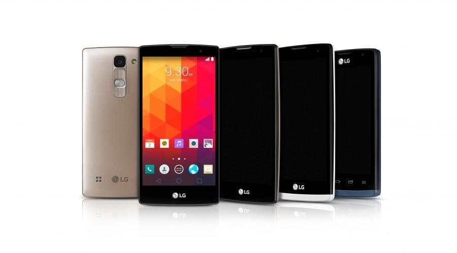 LG a început distribuția globală pentru smartphone-urile Magna, Spirit, Leon și Joy