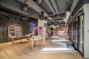 Primul smart shop din Grupul Orange a fost deschis la Cluj