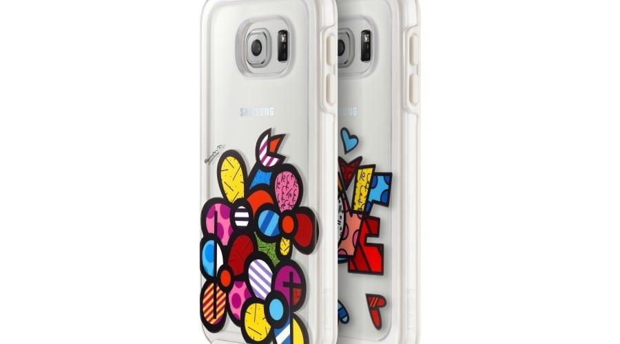 Samsung a prezentat colecția de accesorii pentru smartphone-urile Galaxy S6 și Galaxy S6 edge