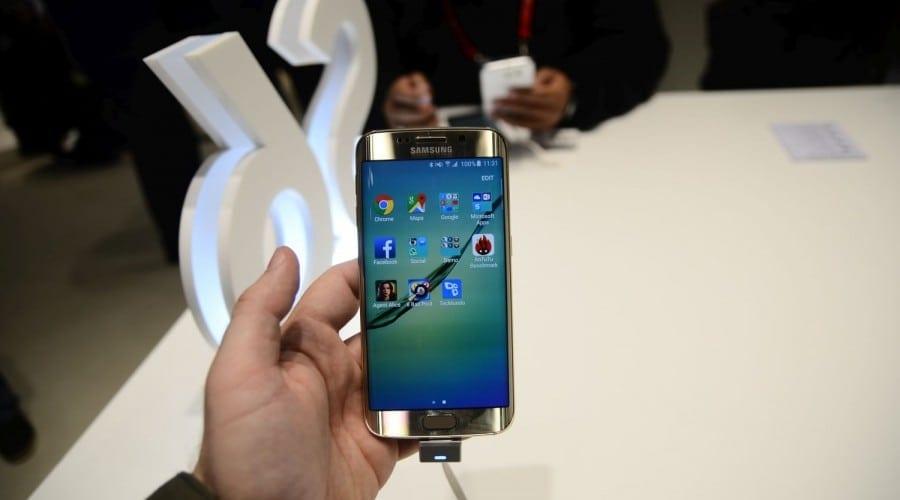 Samsung dezvăluie ideea care a stat în spatele design-ului Galaxy S6 edge