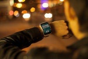 Samsung Gear S smartwatch (1)