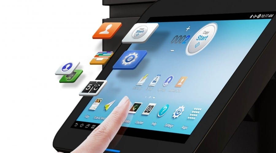 Samsung a lansat kit-ul Smart UX pentru imprimante multifuncționale cu Android