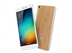 Xiaomi Mi Note Natural Bamboo Edition Released