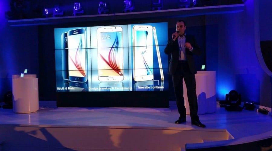 Samsung Galaxy S6 și Galaxy S6 edge lansate oficial în România, disponibilitate și preț
