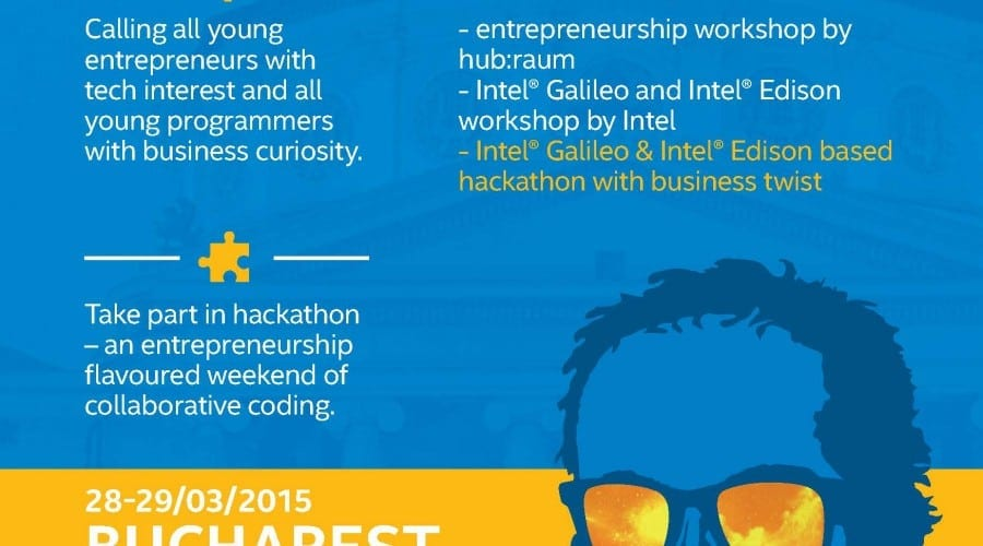 Intel anunță evenimentul Break and Make Workshops and Hackathon