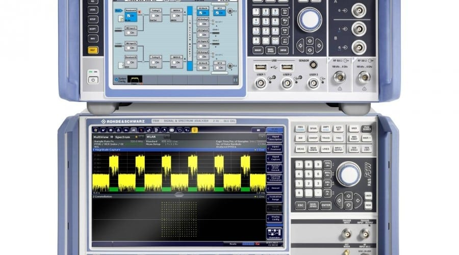 Rohde & Schwarz, împreună cu institutul Fraunhofer HHI, a realizat o soluţie de sondare a canalelor pe unde milimetrice utilizate in tehnologia 5G (P)