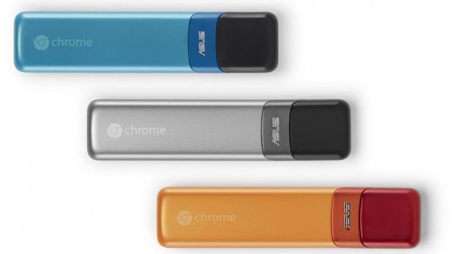 ASUS  și Google anunță noile device-uri din seria Chrome