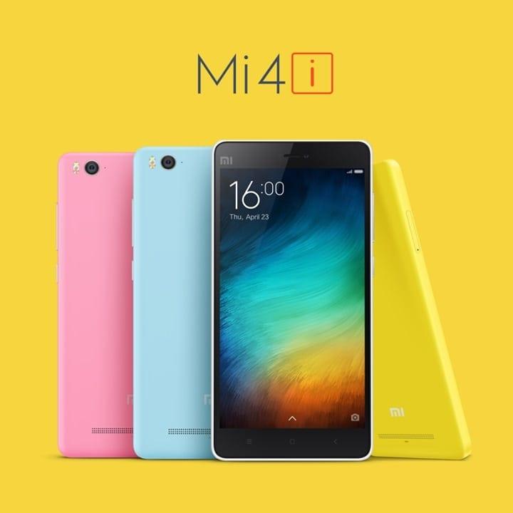 Xiaomi a lansat smartphone-ul Mi 4i