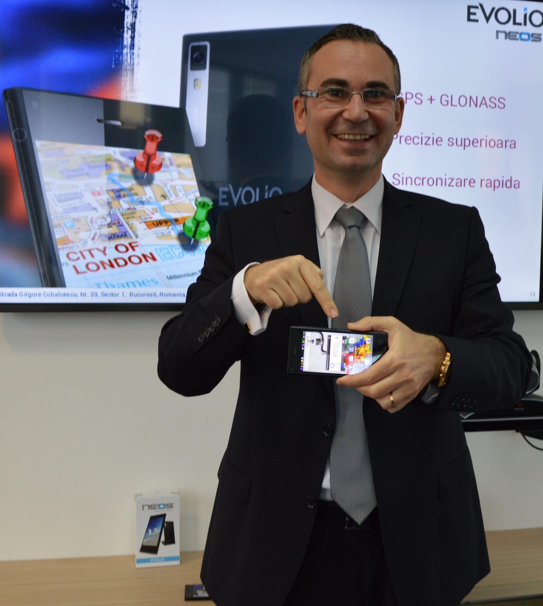 Evolio pregătește lansarea unui smartwatch. Interviu cu Liviu Nistoran, Director General al Televoice Group