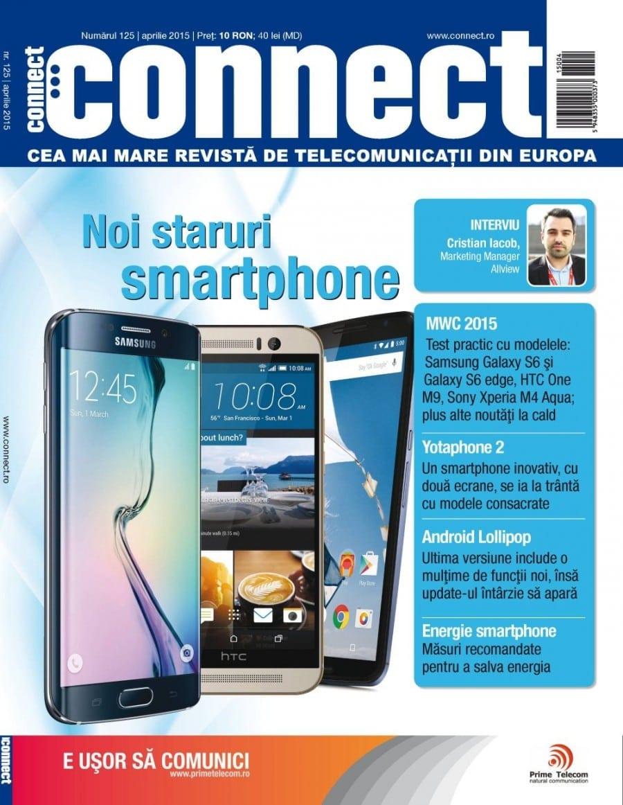 connect 125 | aprilie 2015