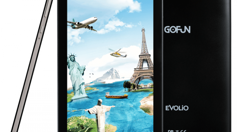 Evolio lansează GO Fun, o tabletă cu soft de navigație și acces offline la harta întregii lumi