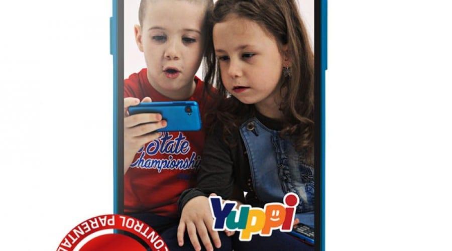 Evolio lansează Yuppi, smartphone-ul pentru copii și părinți