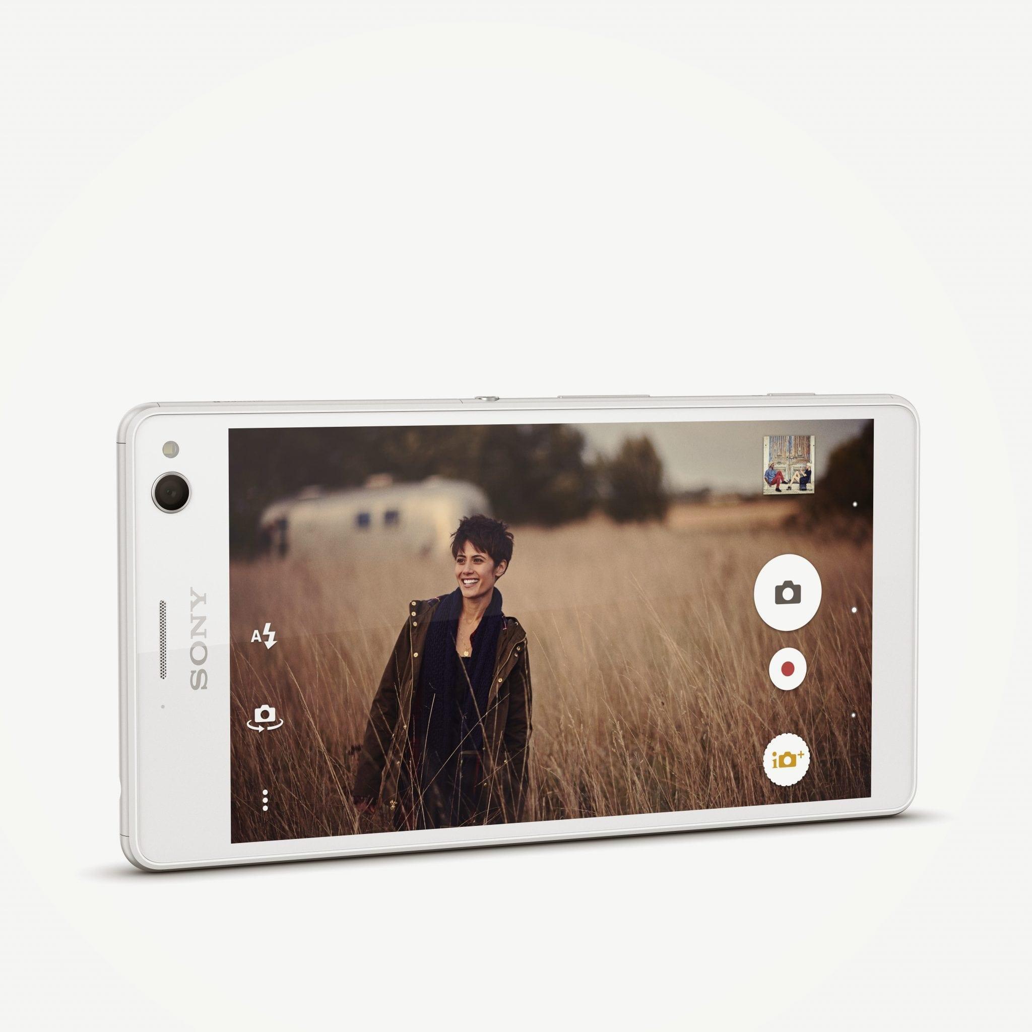 Sony  Xperia C4: totul despre proselfie smartphone