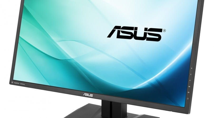 ASUS introduce comercial noul monitor de gaming MG279Q