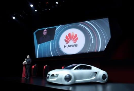Huawei Audi