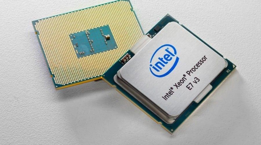 Intel anunță noile procesoare Xeon