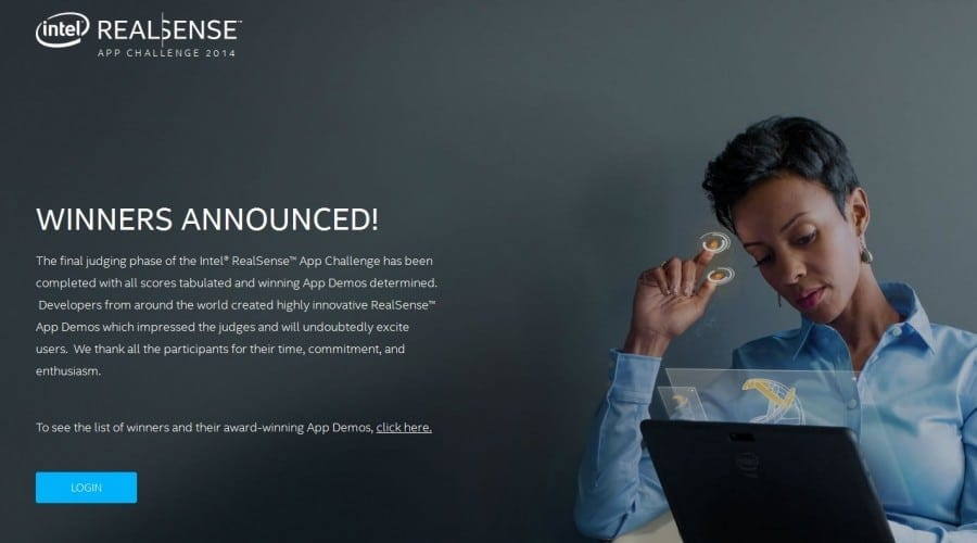 Două echipe din România, câștigătoare la competiția globală  Intel  RealSense App Challenge