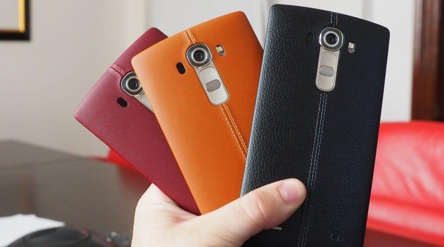 Primele impresii cu LG G4. Carcasă din piele, ecran Quantum IPS și cameră de 16 megapixeli