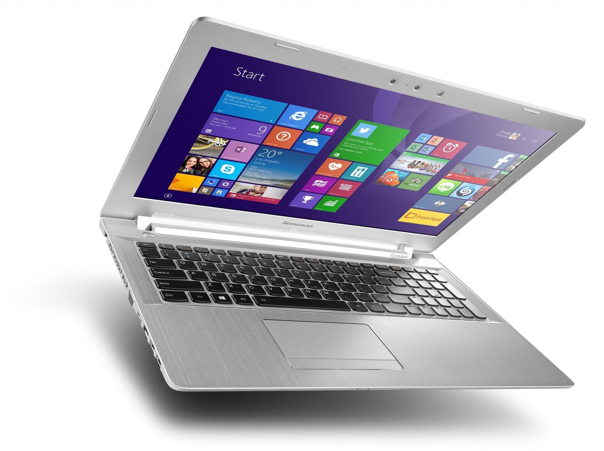 Lenovo a lansat trei noi laptop-uri: Z41, Z51 și Ideapad 100