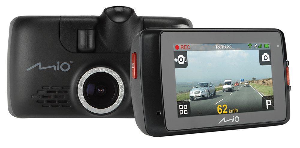 Mio lansează camerele video auto MiVue seria 600