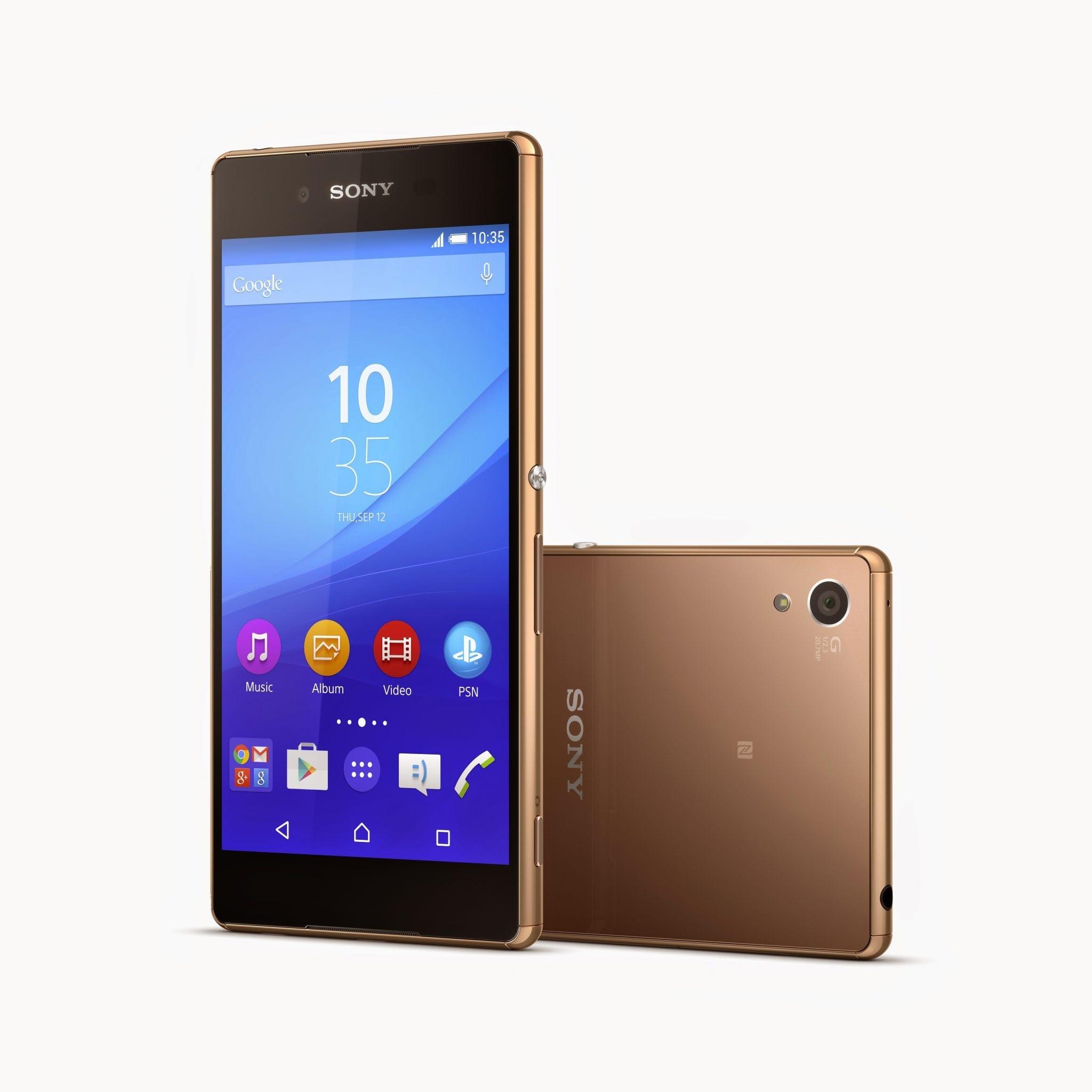 Sony a lansat smartphone-ul Xperia Z3+