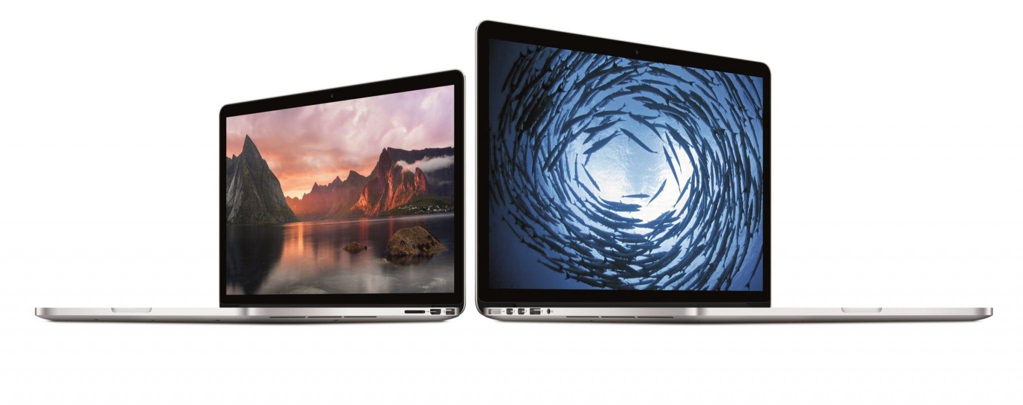 Apple a lansat noile MacBook Pro de 15 inchi și iMac-urile cu ecran 5K Retina