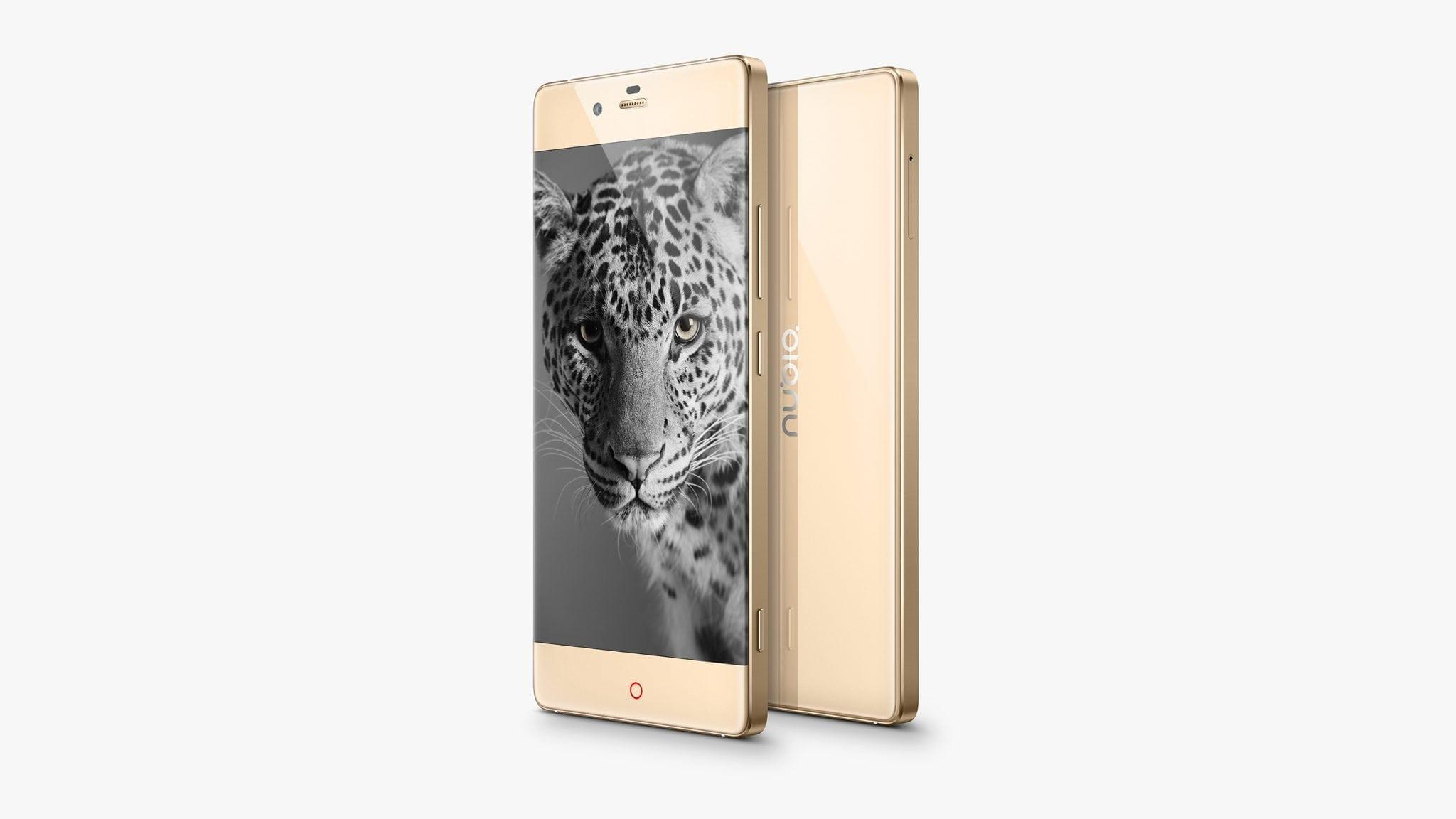 ZTE a lansat Nubia Z9, un smartphone cu margini aproape inexistente și fără butoane fizice