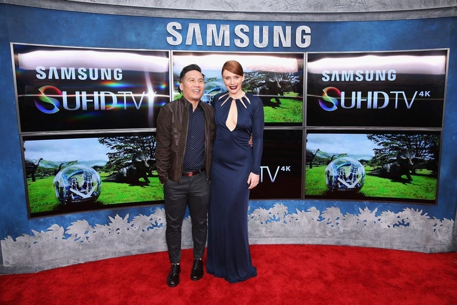 Samsung a încheiat un parteneriat cu Universal Pictures pentru Jurassic World