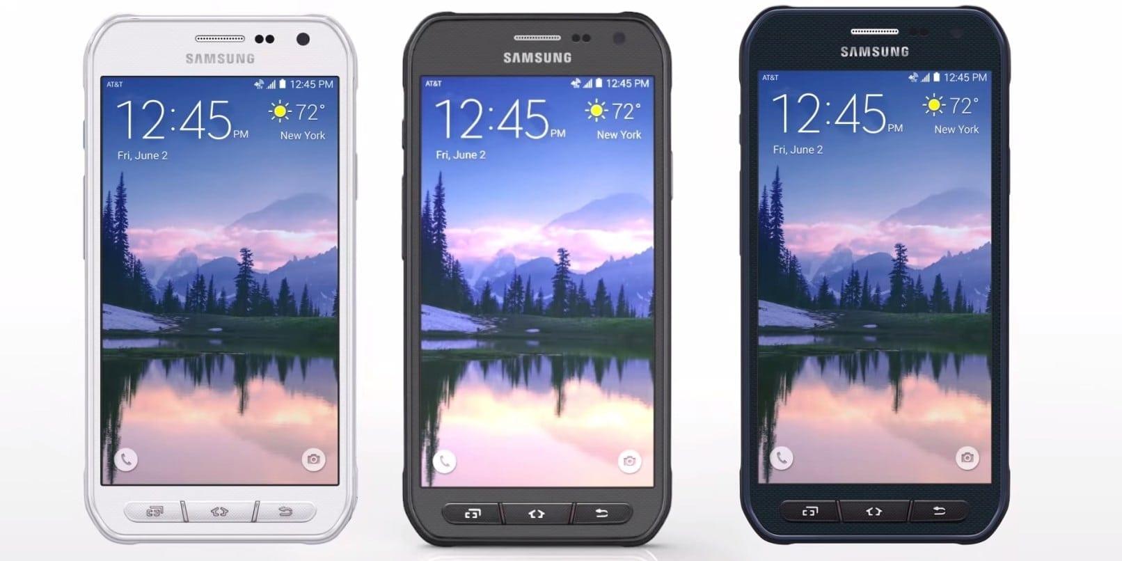 Samsung Galaxy S6 Active este oficial, oferă cel mai înalt grad de rezistență