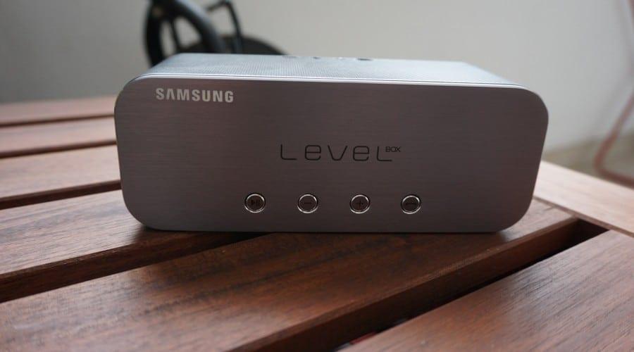 Samsung Level Box review: Boxă portabilă cu conexiune NFC și autonomie bună