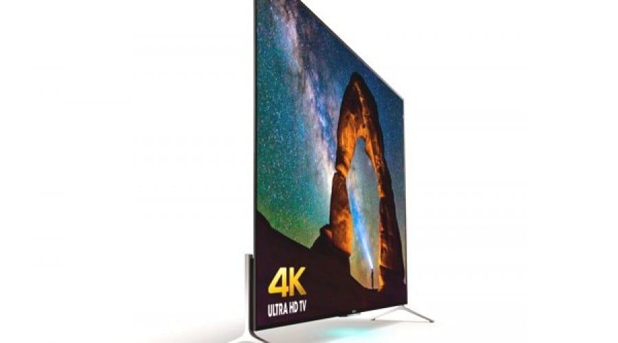 Sony a anunțat disponibilitatea televizoarelor 4K ultra-subțiri cu Android. Prețurile încep de la 2.500 de dolari