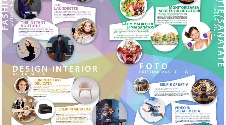 Samsung România lansează primul Trends Report Lifestyle Designer